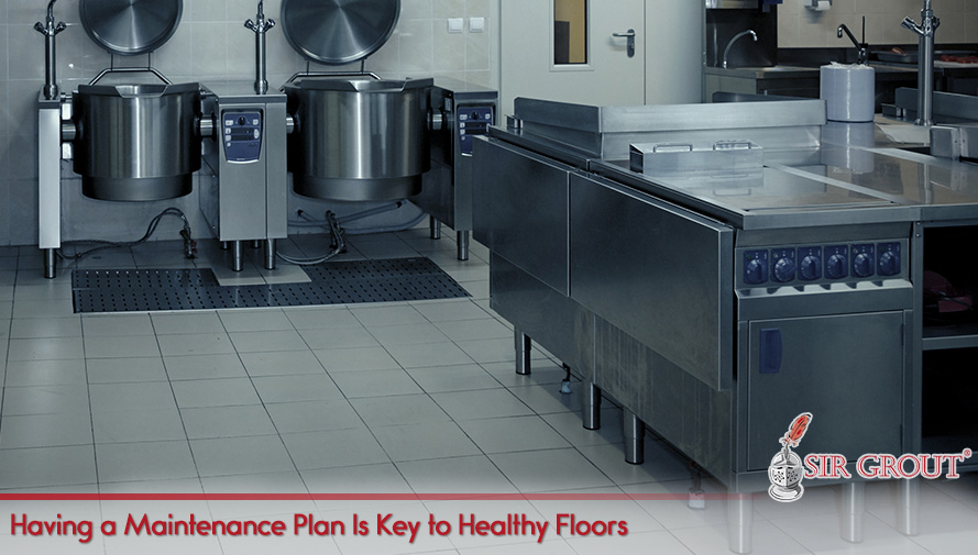 Hiring a Maintenance Plan Will Make Floors Easier to Keep